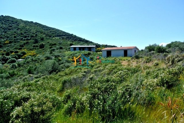 Two Unfinished Villa On Panoramic Plot for Sale Near Olbia, North East Sardinia