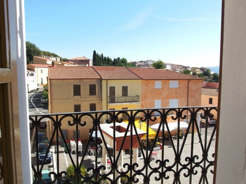 4 Levels Historical House for Sale in Laerru, Around 30 Km from Castelsardo, N. W. Sardinia