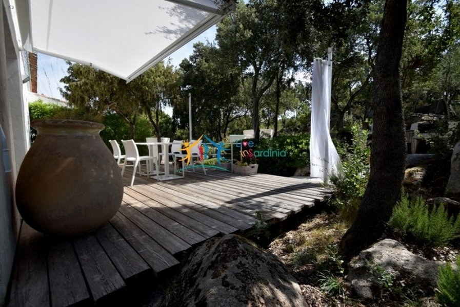 Wonderful Cottage With 1.3 Ha Land and 94 M2 Approved Project for Sale Near Olbia, N.e. Sardinia