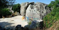 156 M2 Country Home and 2 Ha Land for Sale in Bassacutena, Near Palau, North Sardinia