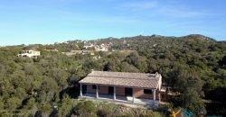 Unfinished Villas On Panoramic Plot for Sale Near Santa Teresa Di Gallura, Northern Sardinia