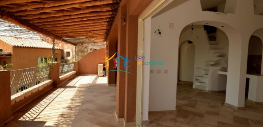 Exclusive Sardinian Style Complex 3 Km from the Golfo Aranci, North East Sardinia