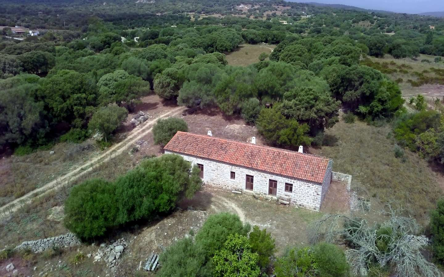 Traditional Farmhouse for Sale in Telti, Near Olbia, North Sardinia