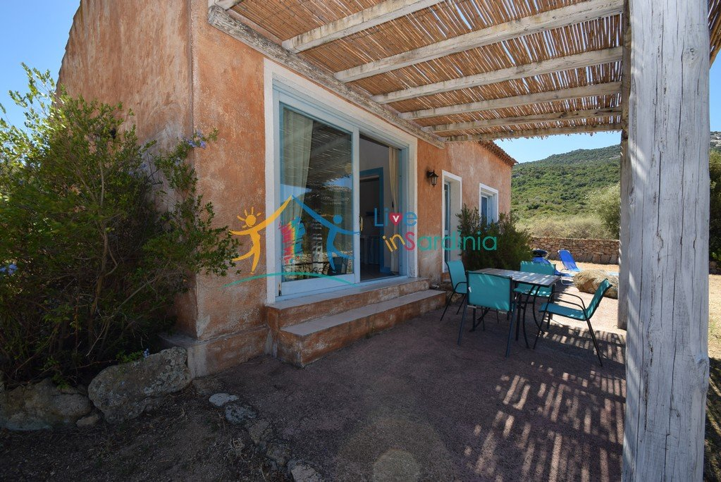 Attractive 71 M2 Country Home for Sale Near San Pantaleo, North East Sardinia