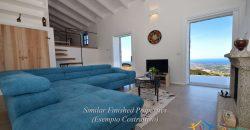Scenic Sea Views 2,5 Ha Land and Villa for Sale Near Luogosanto, North East Sardinia