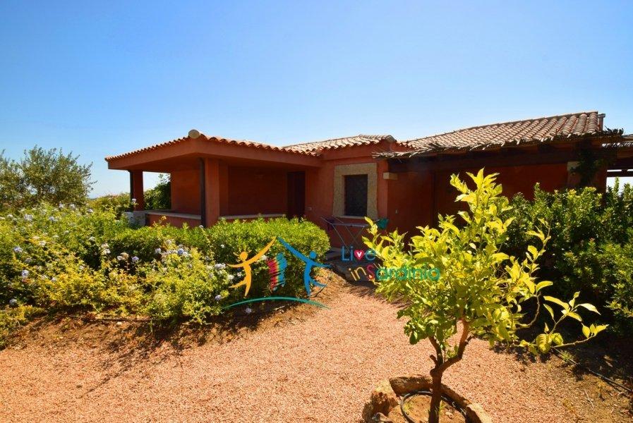 4 Bed Villa With Swimming Pool for Sale in Golfo Aranci, Northern Sardinia