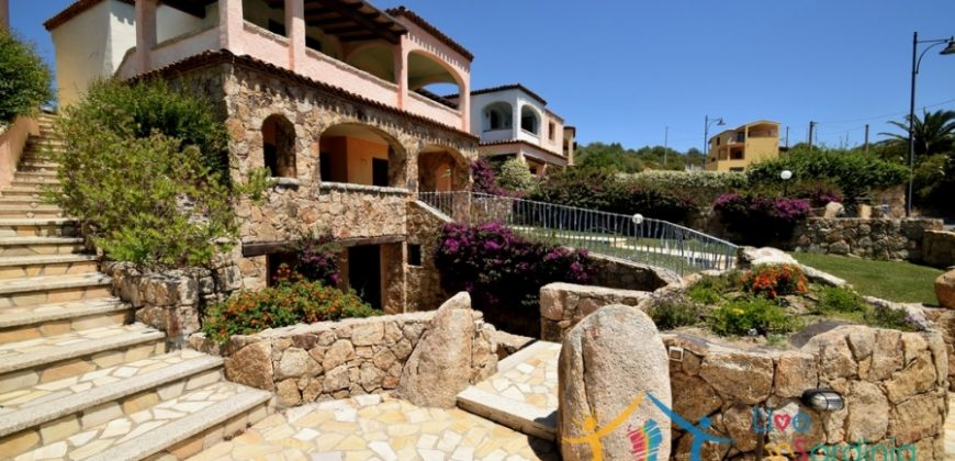 For Sale: Stunning Villas with Sea View and Pool in Pittulongu,North East Sardinia