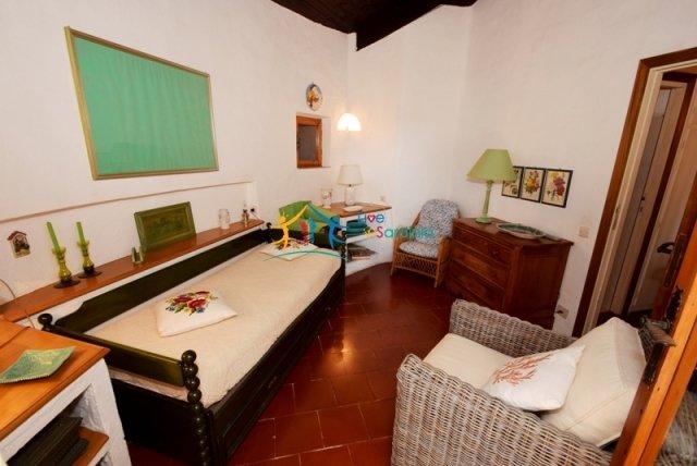 100 M2 Villa 500 Mt from the Sea for Sale in Exclusive Cala Girgolu, North East Sardinia