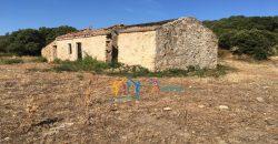 Fabolous 10 Ha Land and 86 M2 Farmhouse for Sale in Luogosanto 23 Km from Arzachena North Sardinia