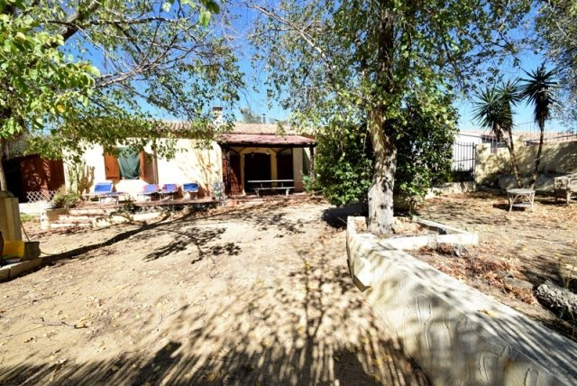 Refurbished Farmhouse for Sale in Monti, 17 Km from Olbia, North East Sardinia