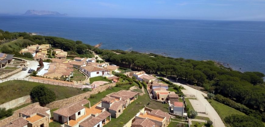 Appealing Villas for Sale with Sea Views in Baia Sant'Anna, North East Sardinia