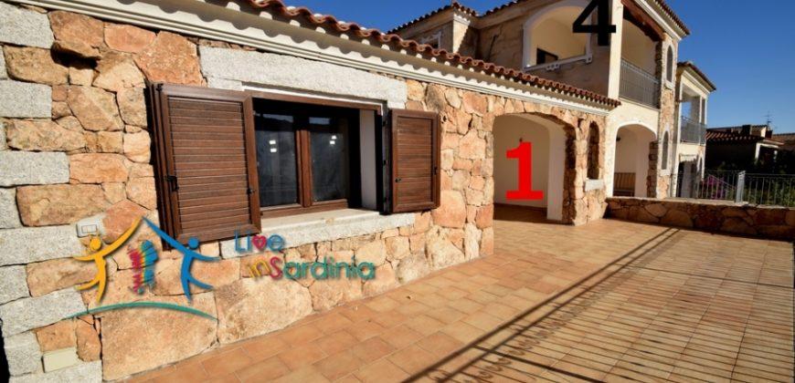 Gracious Sardinian Style Complex 3 Km from the Beach, North East Sardinia