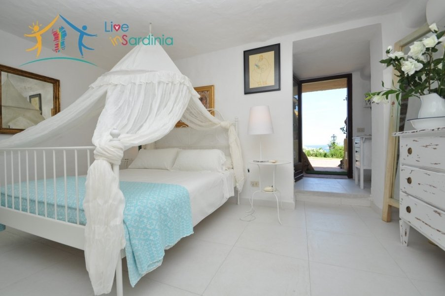 4 Bed Villa With Stunning Views for Sale in Porto Cervo, Sardinia