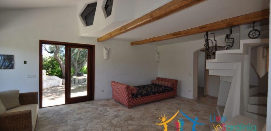Elegant Villa With 2800 M2 Garden Near Porto Cervo,north East Sardinia