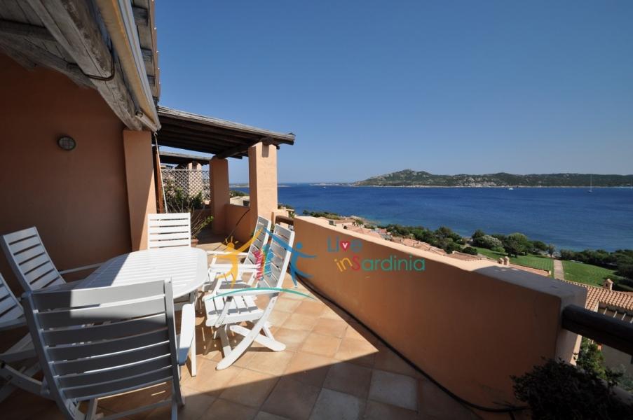 Stunning 3 Bed Apartment in Exclusive Cala Romantica, North East Sardinia