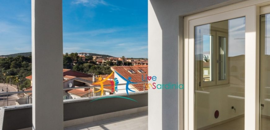 Exclusive Modern Style Complex 150 Metres from the Beach, North East Sardinia