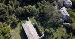 Fabolous 2,3 Ha Land and 350 M2 Farmhouse for Sale in Luogosanto 20 Km from the Beach, North East Sardinia