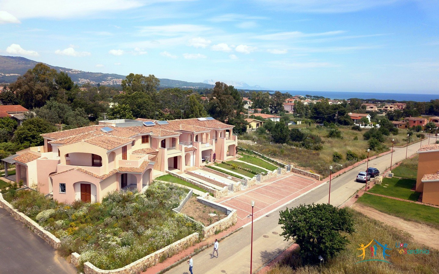 Sea View Apartment for Sale in Delightful Budoni, North East Sardinia