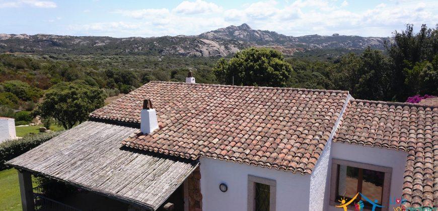 Fabulous Sardinia Villas For Sale Near Palau Cannigione Ref Lignamu