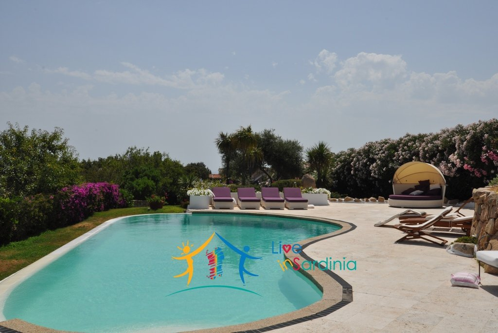 Luxury Villa with Stunning 5 Bedroom for Sale in Porto Cervo, Costa Smeralda