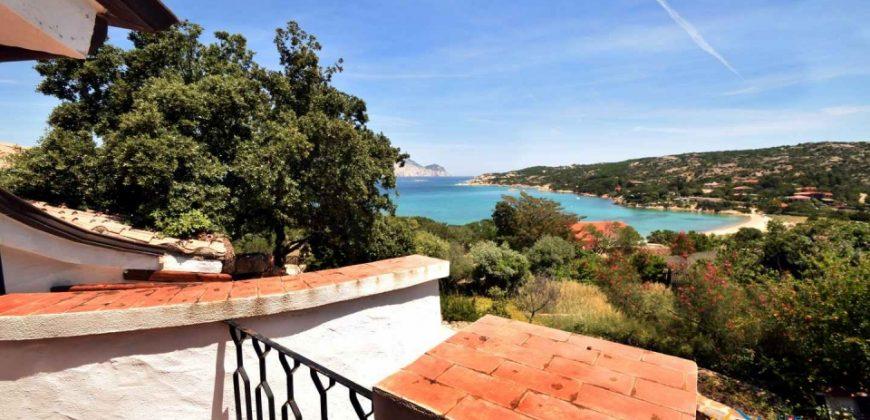 Superb Sea Front Villa for Sale in Cala Girgolu, North East Sardinia