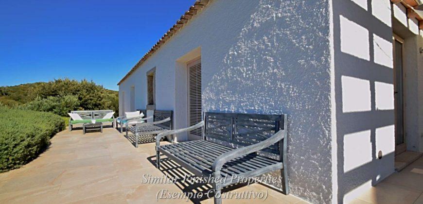 2,7 Ha Buildable Land for Sale Near the Sea in Aglientu, North Sardinia