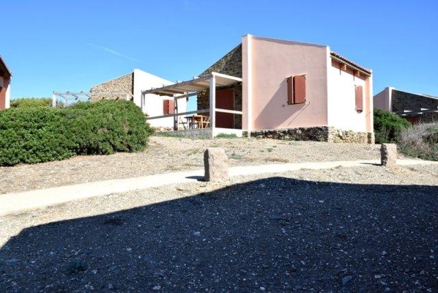 Sea Front Villas for Sale in 18 Ha Park near Alghero, North West Sardinia