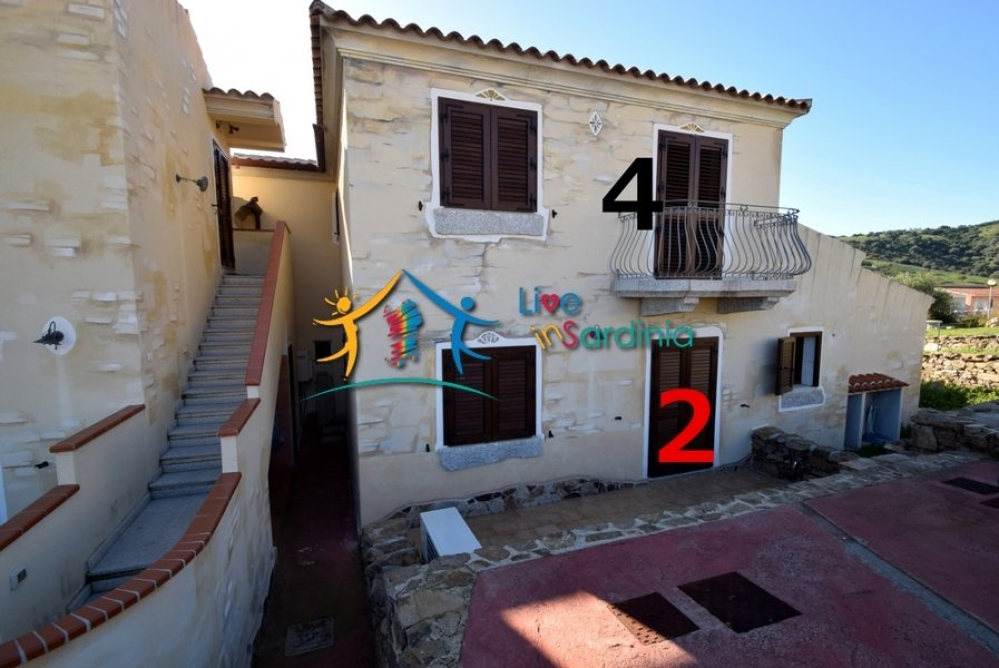 Gracious Sardinian Style Complex 3 Km from the Beach, North East Sardinia