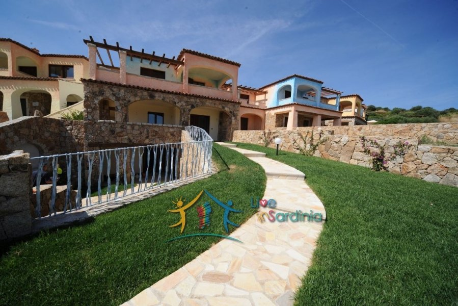 Stunning Villas for Sale in Popular Pittulongu, North East Sardinia