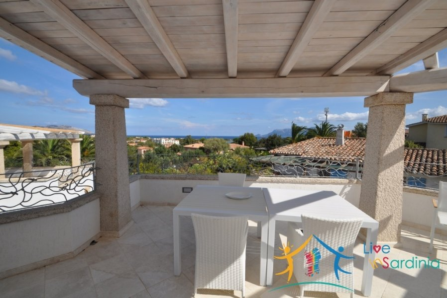 3 BED VILLA WITH STUNNING VIEWS FOR SALE IN PITTULONGU, NORTH EAST SARDINIA