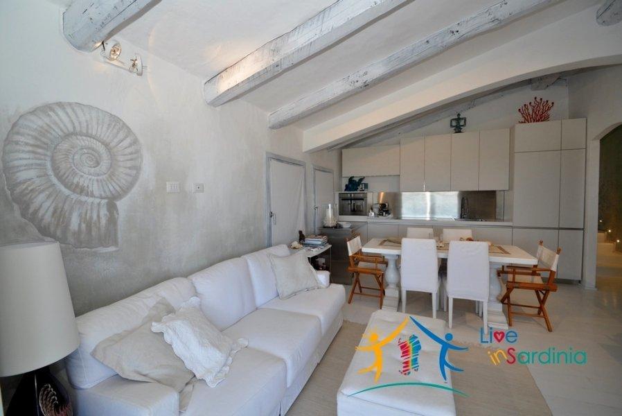 Elegant Apartment for Sale in Liscia Di Vacca Porto Cervo