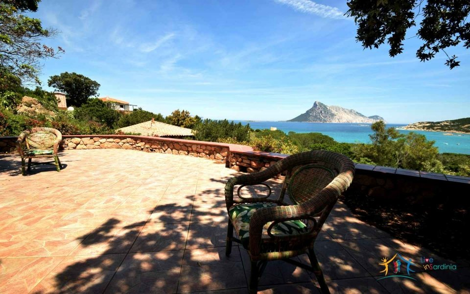 Superb Sea Front Villa for Sale in Cala Girgolu, North East Sardinia