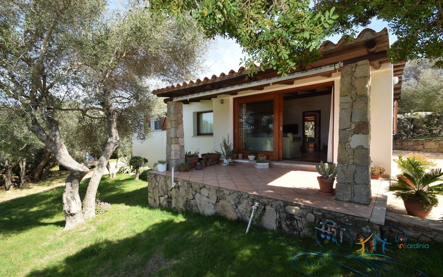 Cosy House For Sale In Porto Rotondo, 10 Km From Olbia, North Sardinia