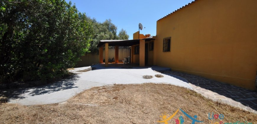 150 M2 Semi-Detached Farmhouse With 1 Ha Land for Sale in San Pantaleo, North Sardinia