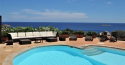 Luxury Villa In Romazzino For Sale With Pool And Panoramic Sea Views, Emerald Coast