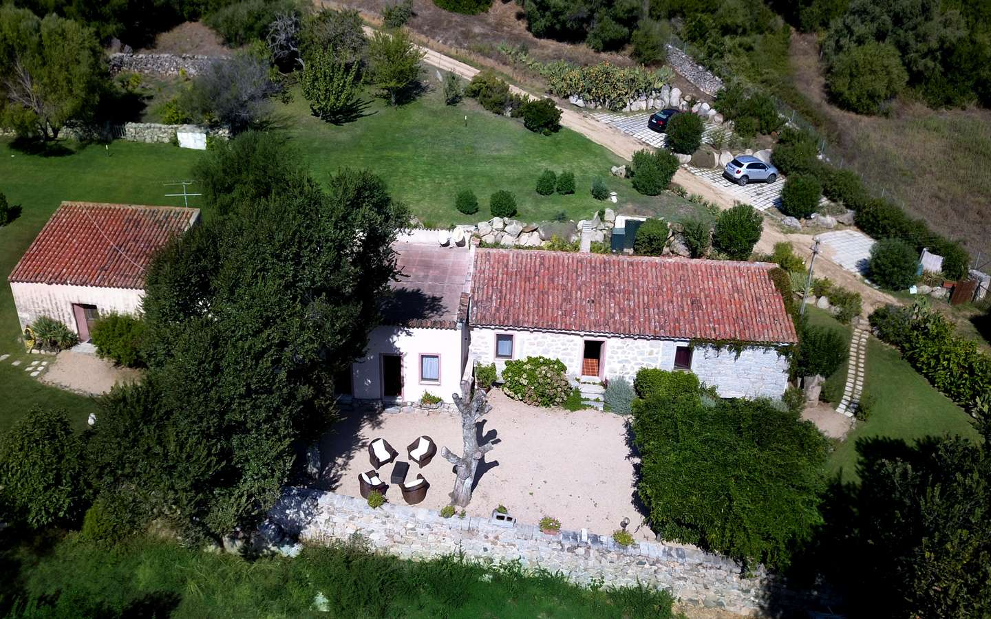 Farmhouse For Sale in Sardinia