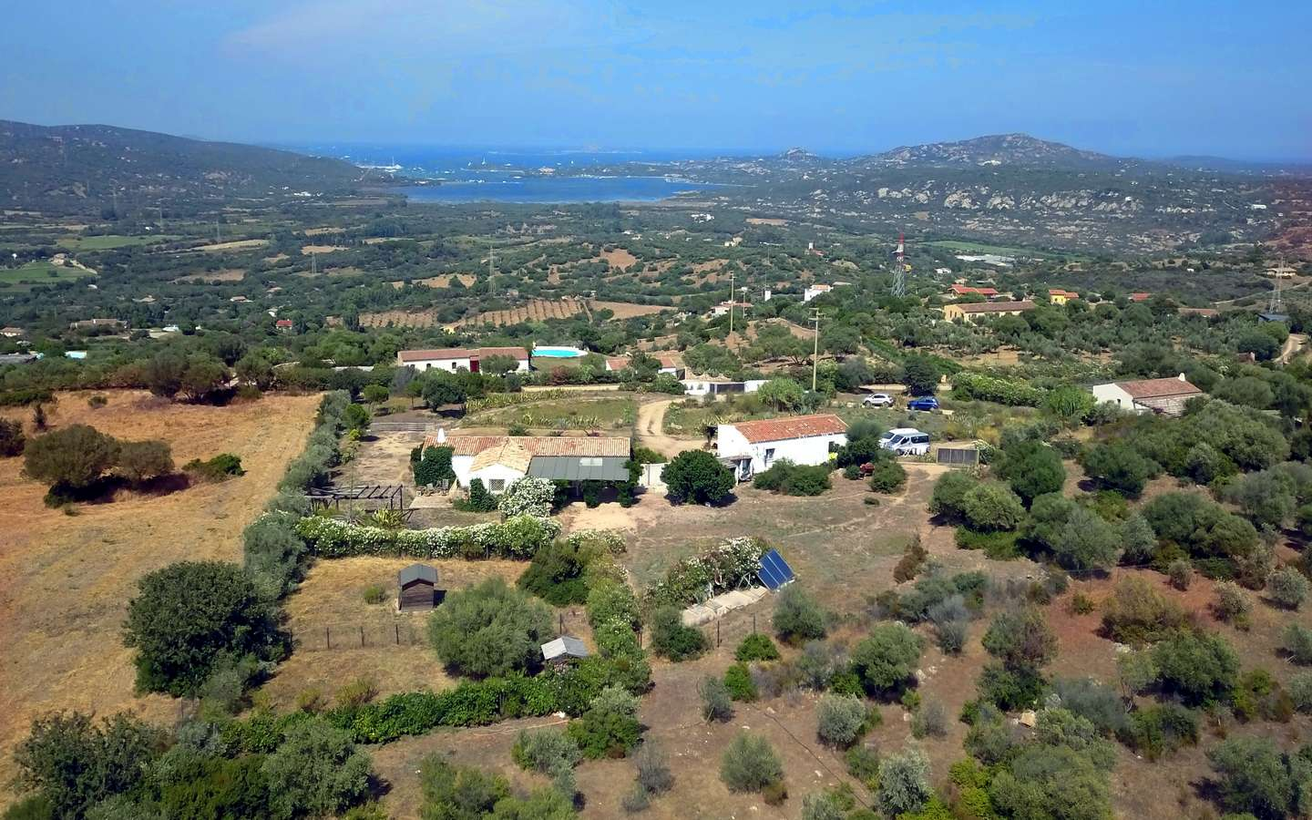 Stazzu For Sale San Pantaleo Sardinia