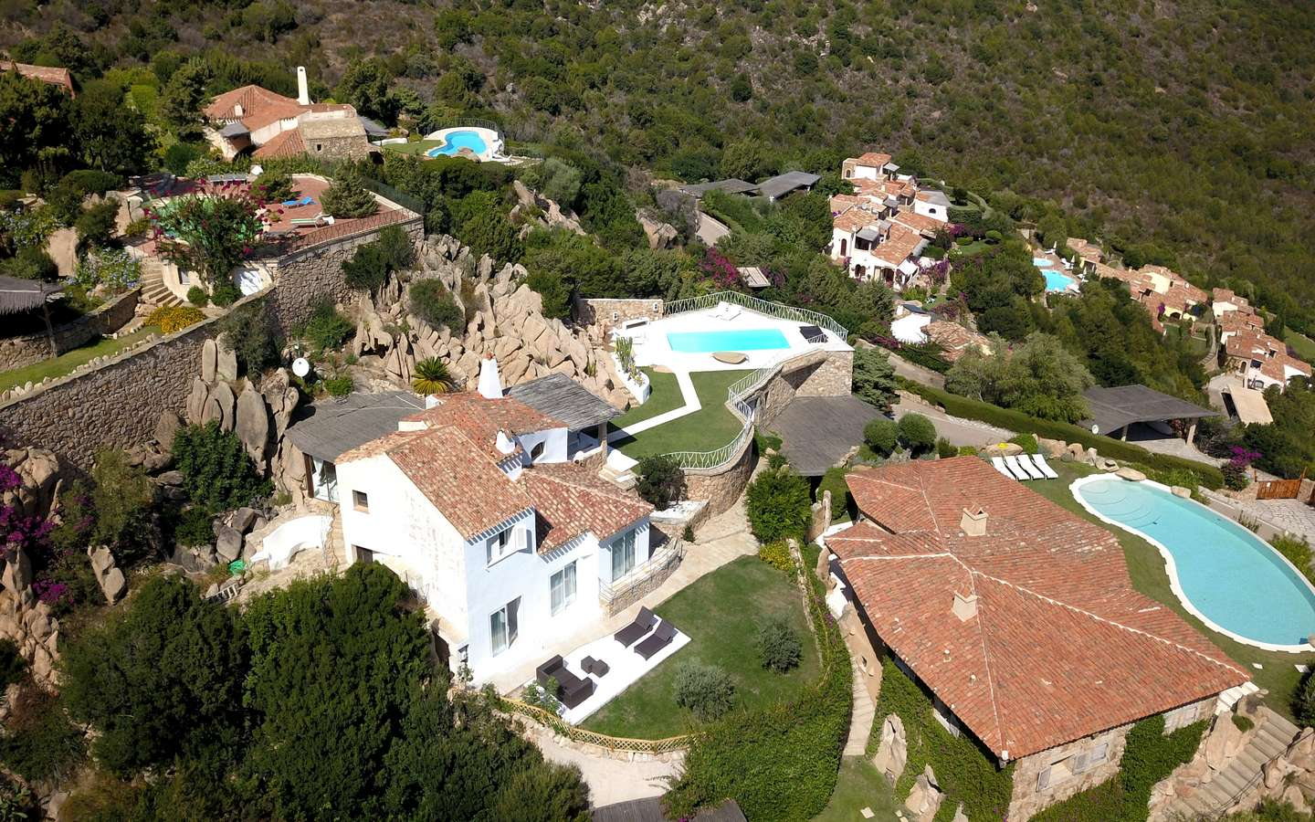 Villa For Sale Porto Cervo Sardinia