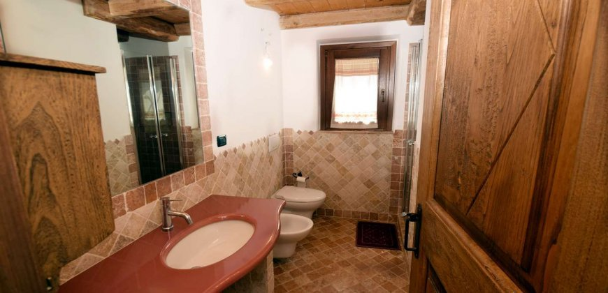 Rural Villa For Sale In Sardinia