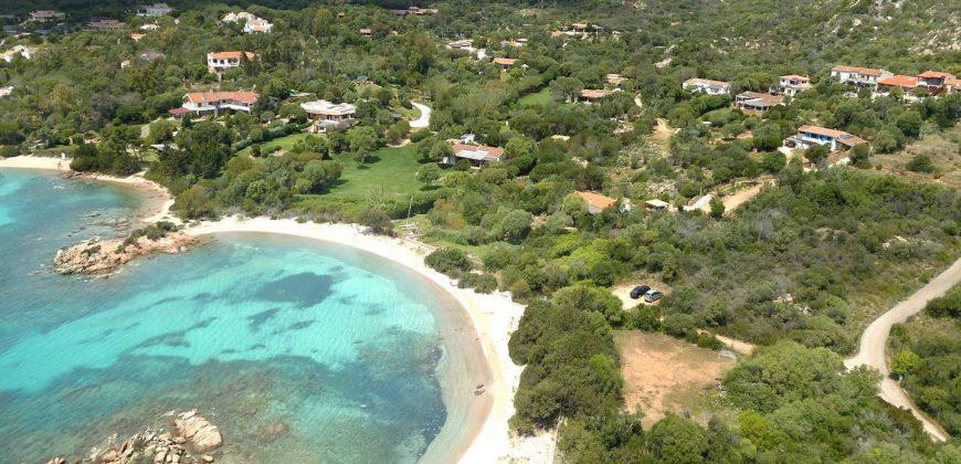 Beachfront Villa For Sale Porto Istana, near Olbia, north Sardinia