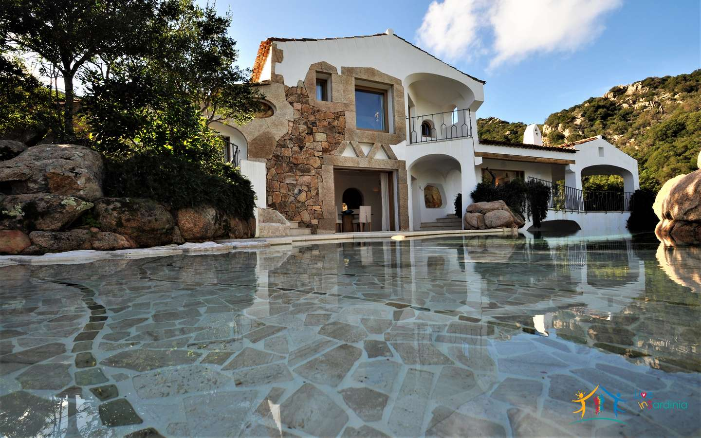 Property for sale Porto Cervo Sardinia; ref.Villa Carmen