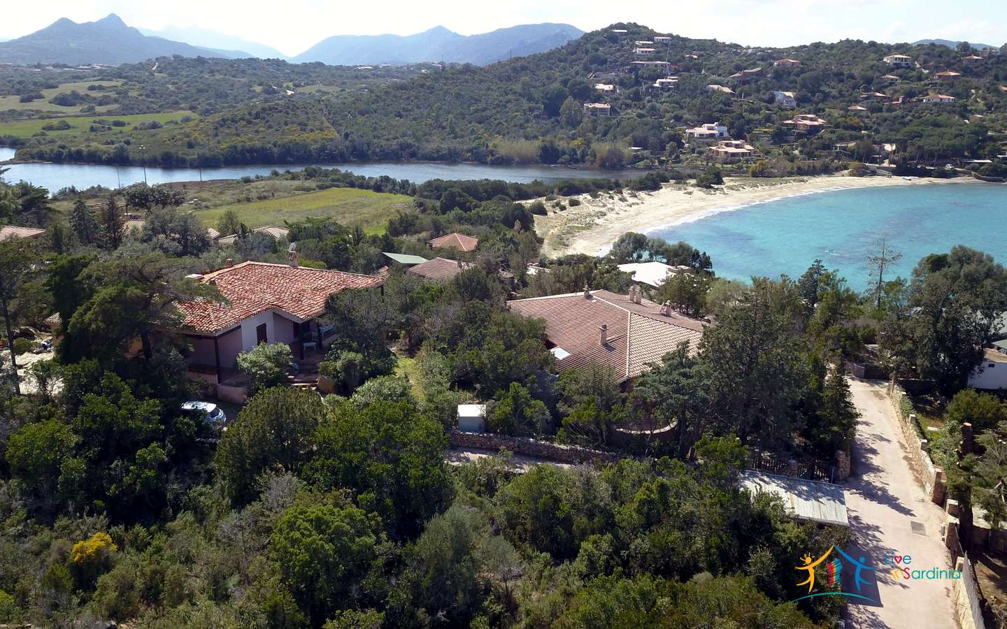 Sea View Villa For Sale In San Teodoro Sardinia