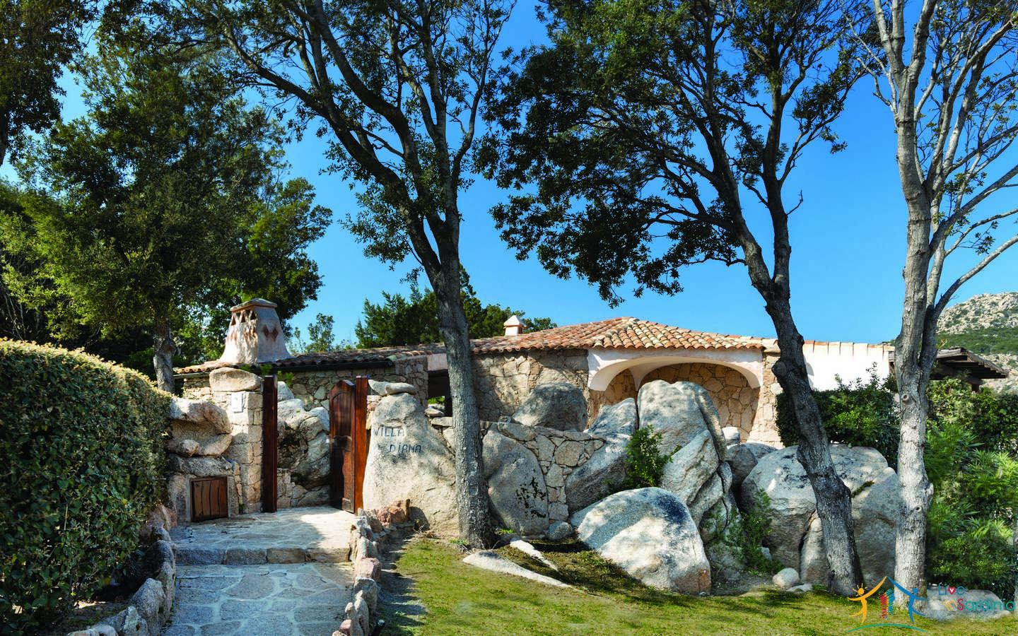 Sea View Villa For Sale Porto Cervo Sardinia ref. Villa Dalia