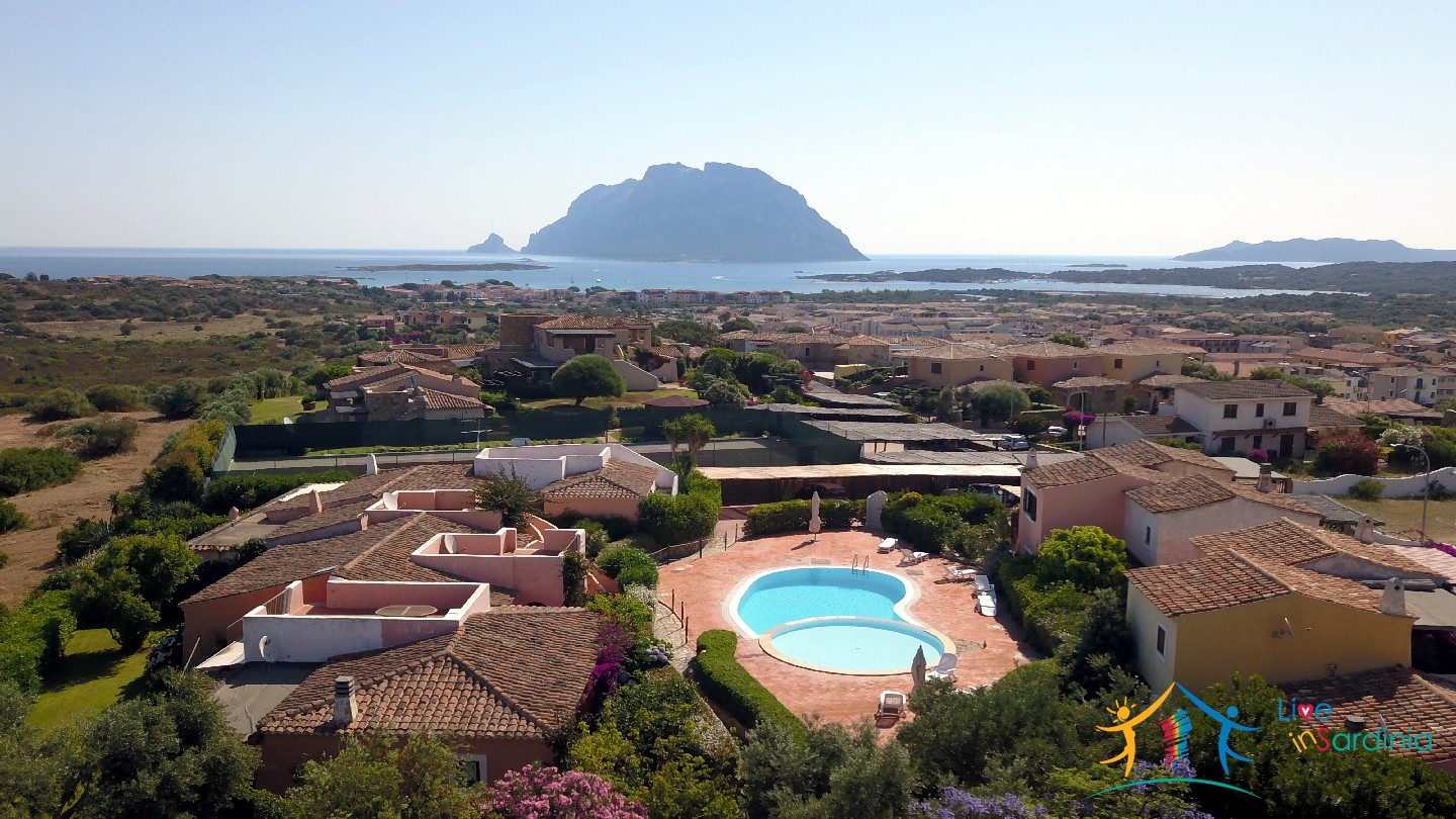Stunning Villas For Sale in Sardinia,  Ref. Poggio