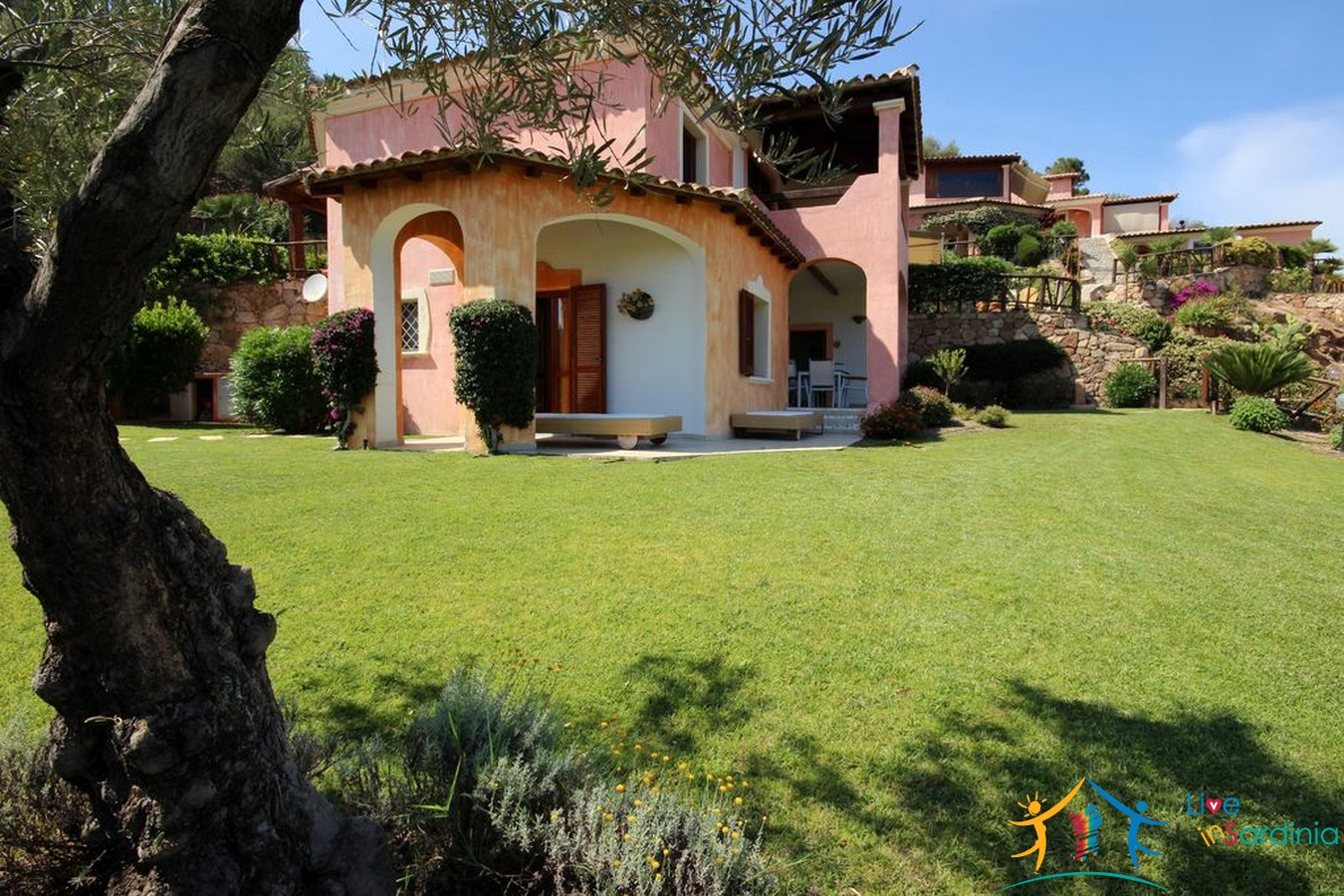 Sea view Villa for sale Porto San Paolo Sardinia ref.Borghetto