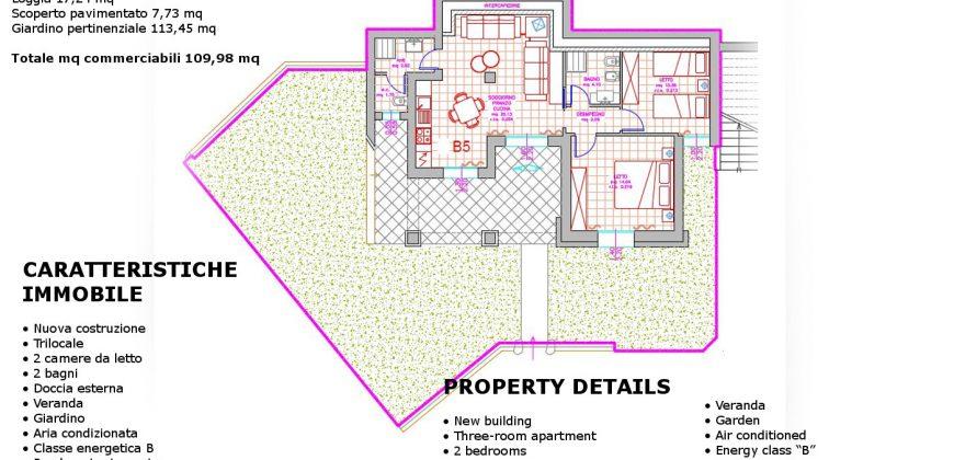 New Properties For Sale Budoni Sardinia ref.Lar