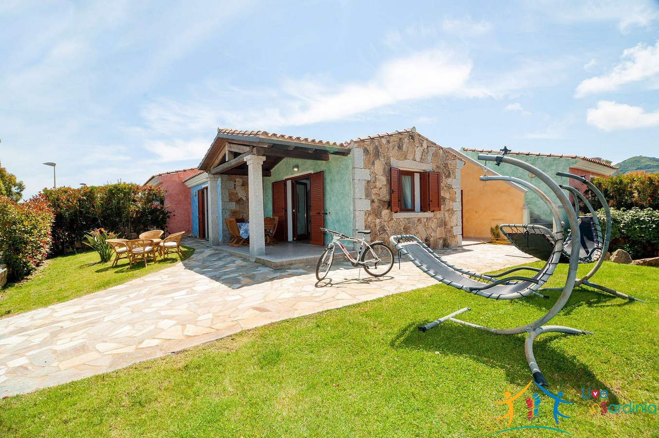 Charming property for sale Sardinia Italy with swimming pool Ref.Adriano