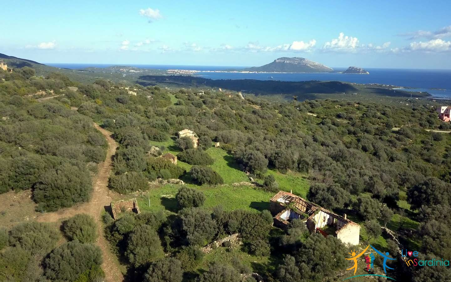 Sea View Stazzu For Sale Olbia Sardinia ref. Muriscu 2
