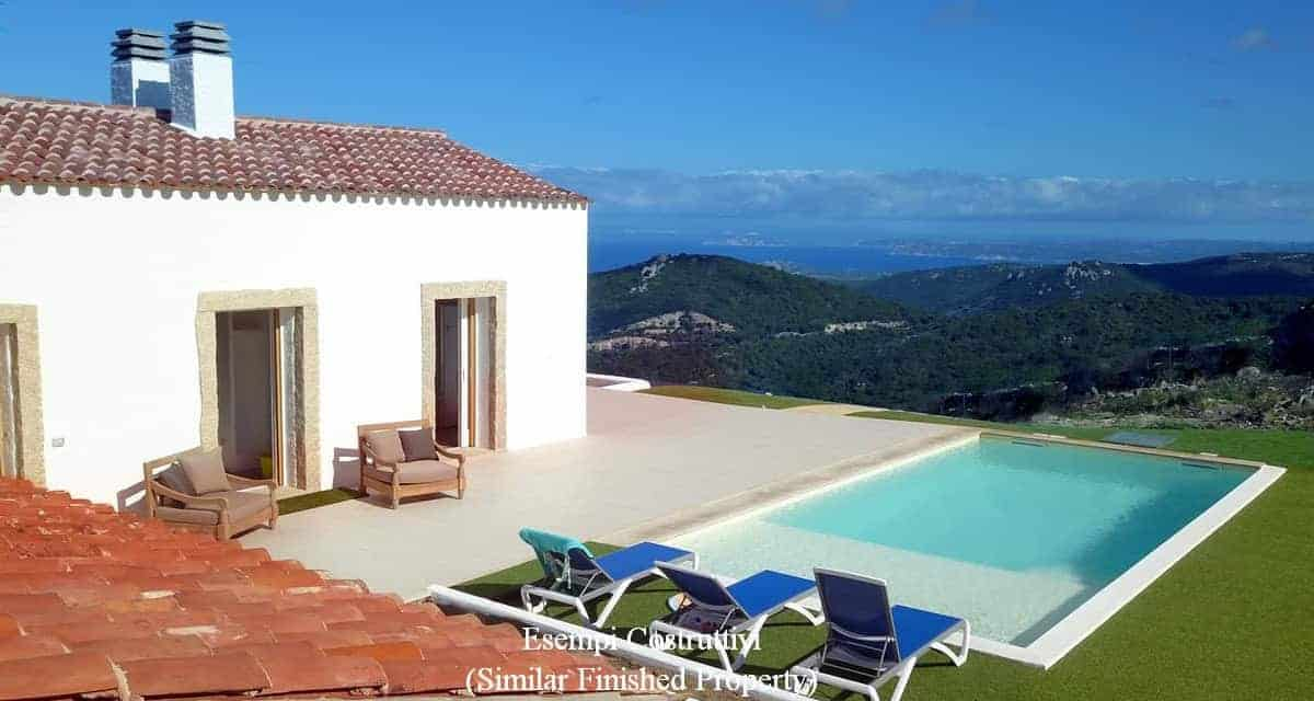 Villa For Sale In Sardinia Ref Fioredda