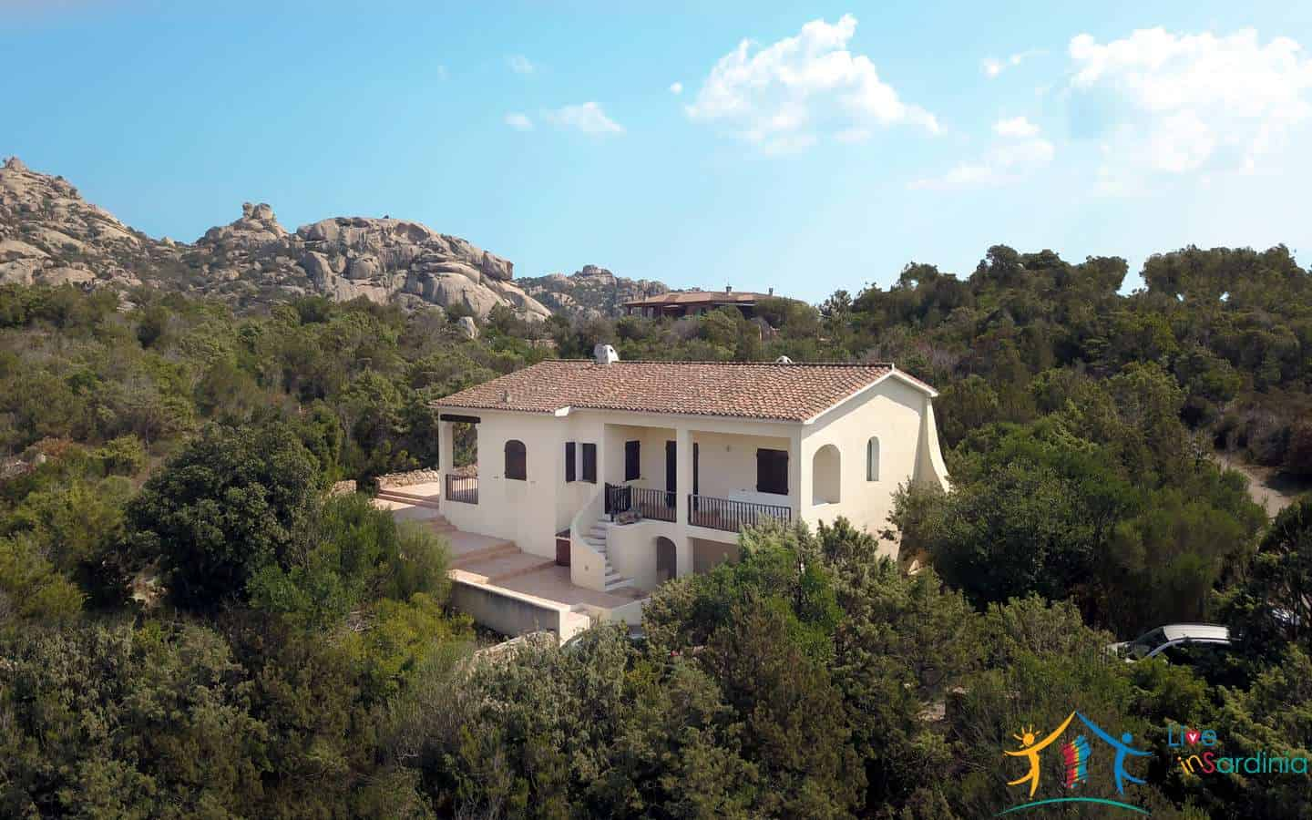 Lovely home for sale San Pantaleo Ref.Surigheddu